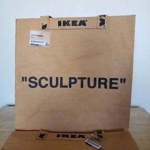 🔥 Ikea x Virgil Abloh OffWhite Markerad Sculpture